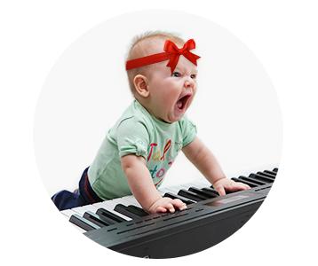 Instrument till barn