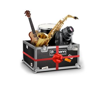 Ajándéktárgyak zenészek számára