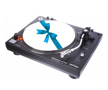 DJ felszerelés