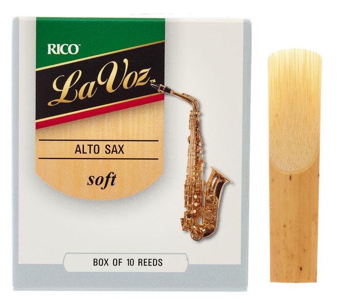 Daddario Woodwinds La Voz Alto Sax S