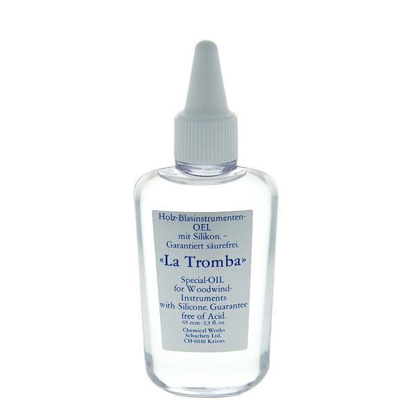 La Tromba Woodwind Care Oil