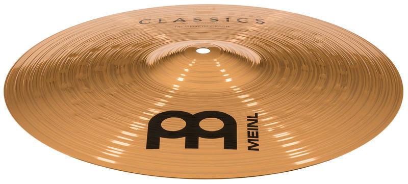 """Meinl 14"""" Classics Medium Crash"""