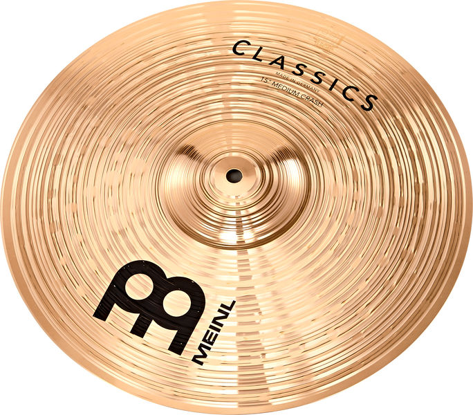 "Meinl 15"" Classics Medium Crash"