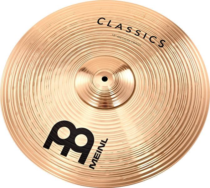 """Meinl 18"""" Classics Medium Crash"""