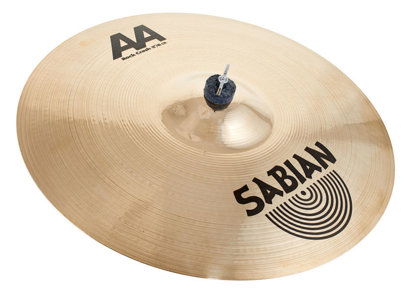 "Sabian 18"" AA Rock Crash"