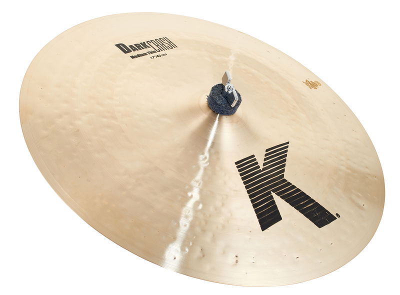 "Zildjian 17"" K-Series Dark Crash Medium"