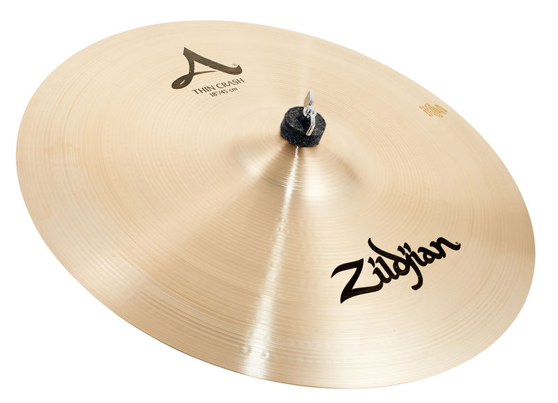 "Zildjian 18"" A-Series Thin Crash"