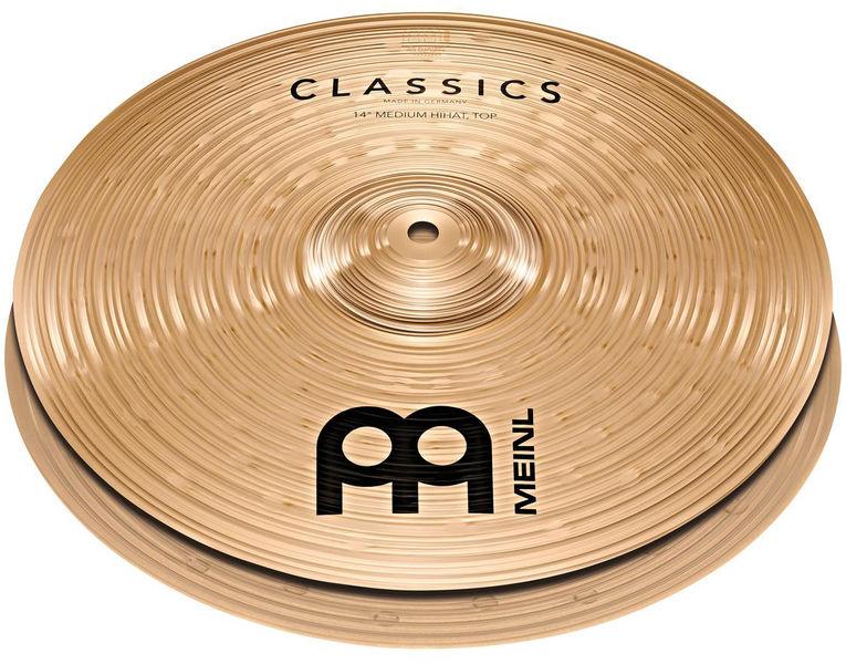 "Meinl 14"" Classics Powerful Hi-Hat"