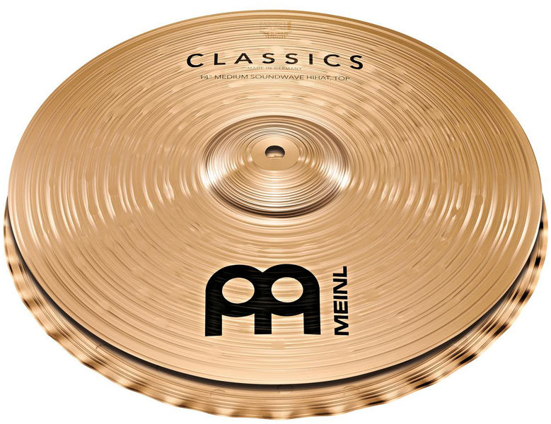 "Meinl 14"" Classics Power. Soundwave"