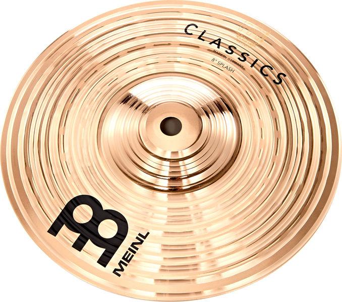 "Meinl 08"" Classics Splash"