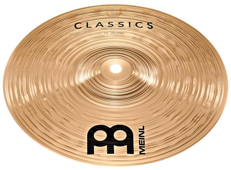"Meinl 10"" Classics Splash"