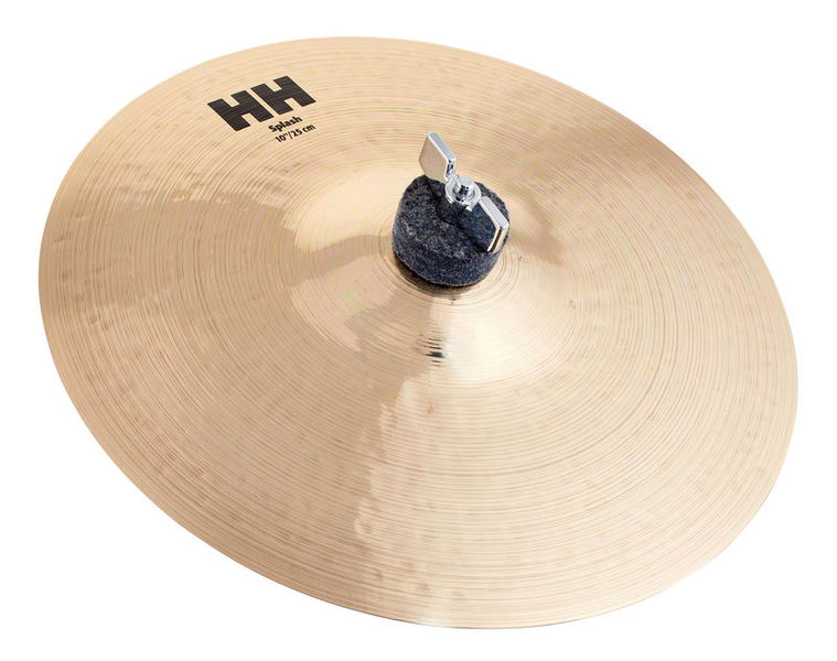 "Sabian 10"" HH Remastered Splash"