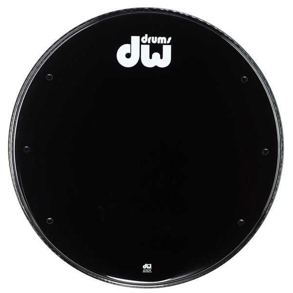 "DW 24"" Bass Drum Resonant Head B"