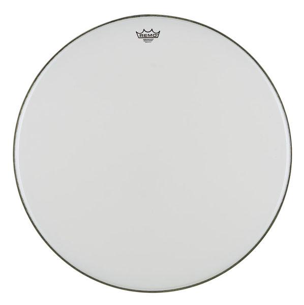 "Remo Ambassador 28"" Smooth White"
