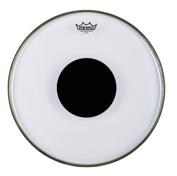 "Remo 18"" CS Clear Bass Drum"