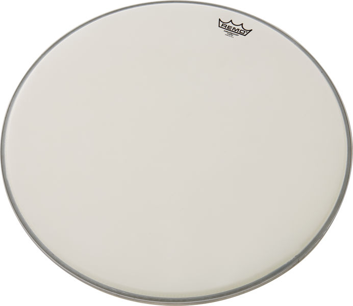 "Remo 22"" Ambassador Coated"
