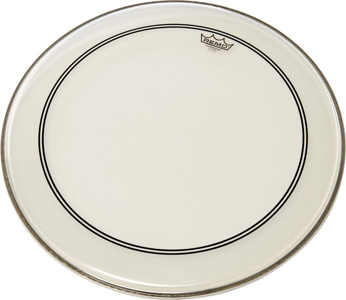 """22"""" Powerstroke 3 Clear Bass Remo"""