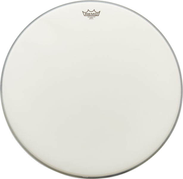"Remo 24"" Ambassador Coated"