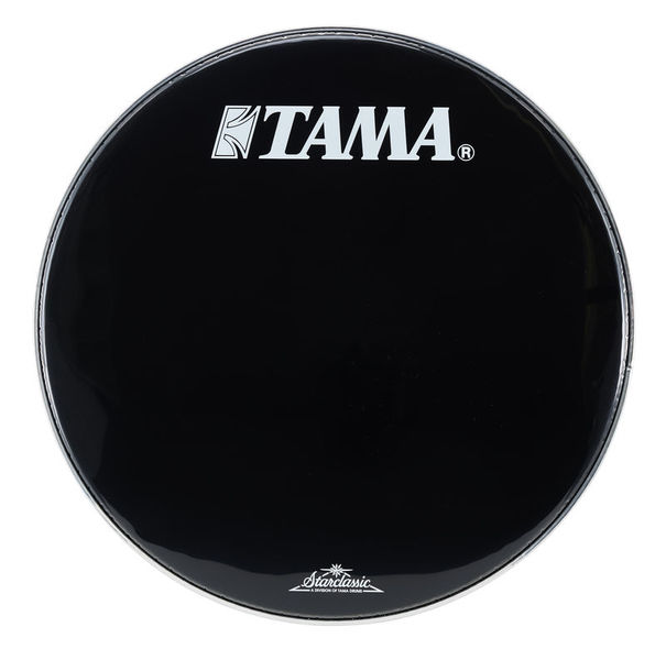 "Tama 22"" Resonant Bass Drum Black"