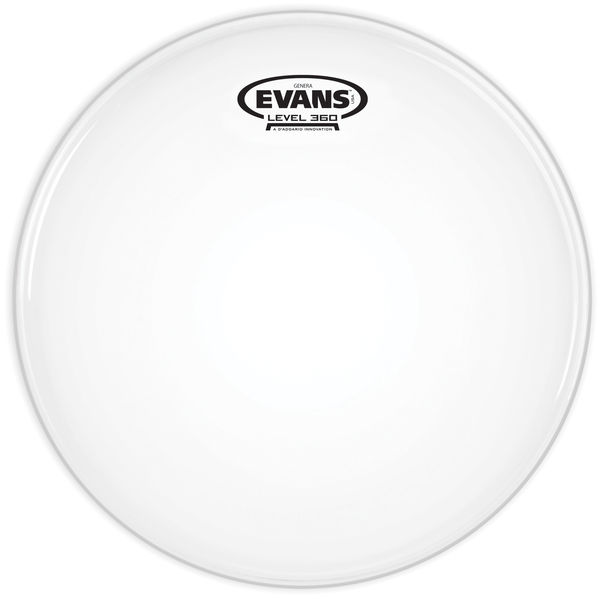 "Evans 14"" Genera Snare Coated"