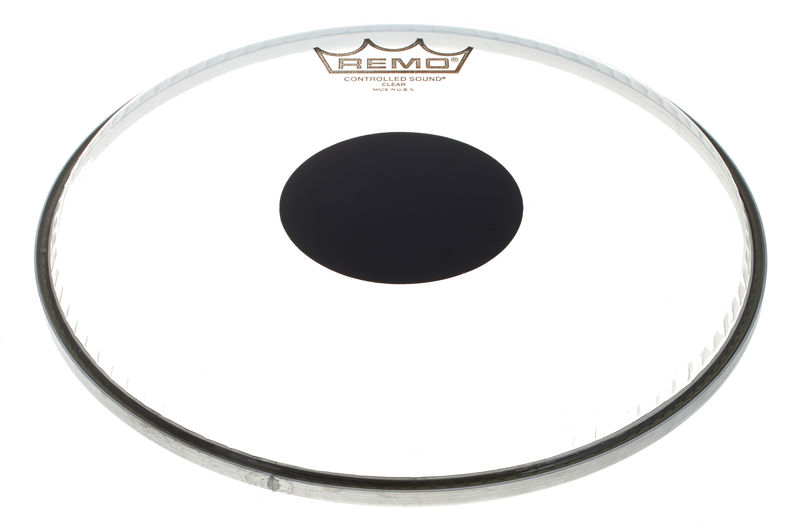 "Remo 10"" CS Clear"