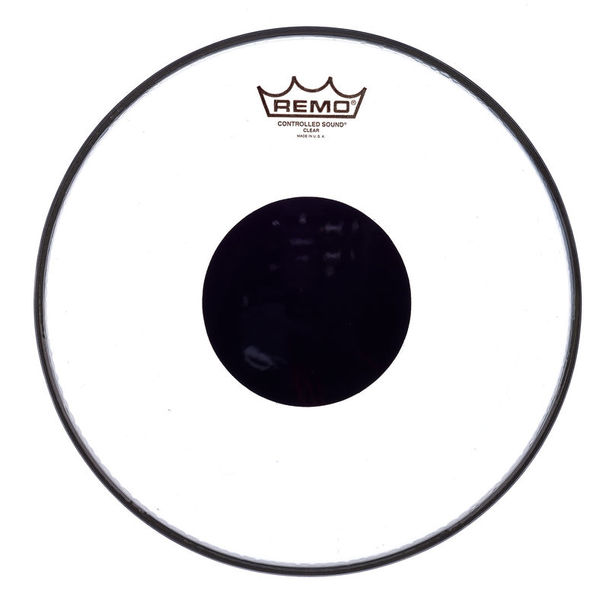 "Remo 12"" CS Clear"
