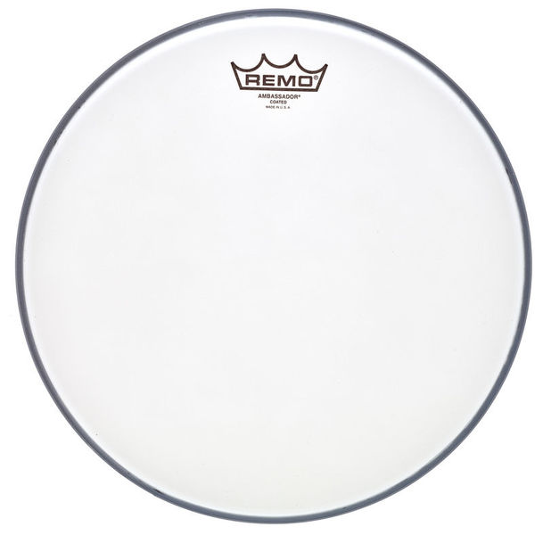 "Remo 13"" Ambassador Coated"