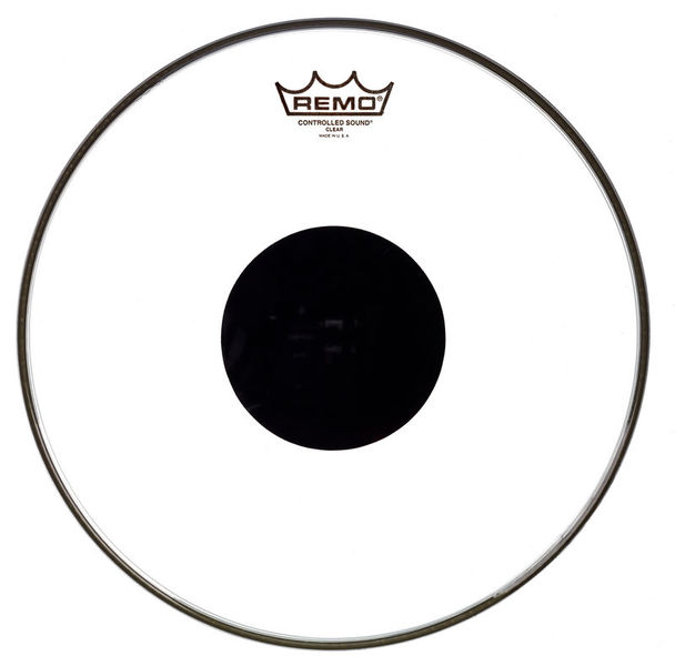 "Remo 13"" CS Clear"