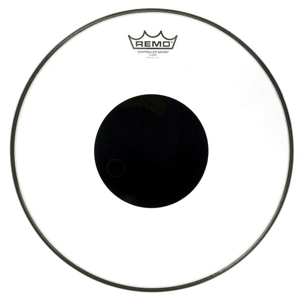 "Remo 14"" CS Clear"