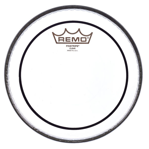 "Remo 08"" Pinstripe Clear"