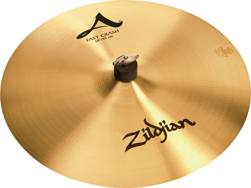 "Zildjian 18"" A-Series Fast Crash"