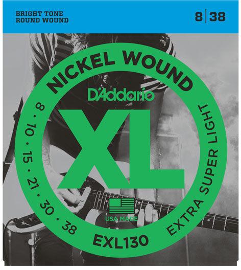 Daddario EXL130