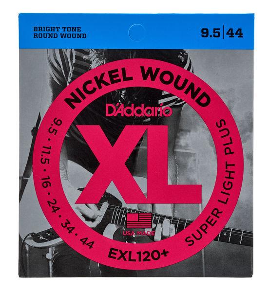 Daddario EXL120+