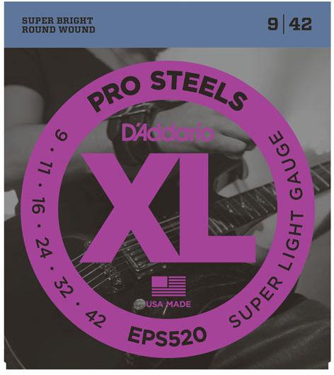 Daddario EPS520/EXLS520