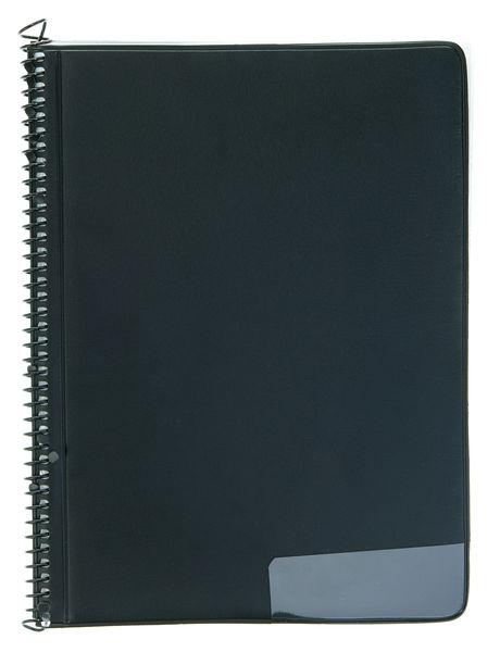 Star Marching Folder 145/25 Black