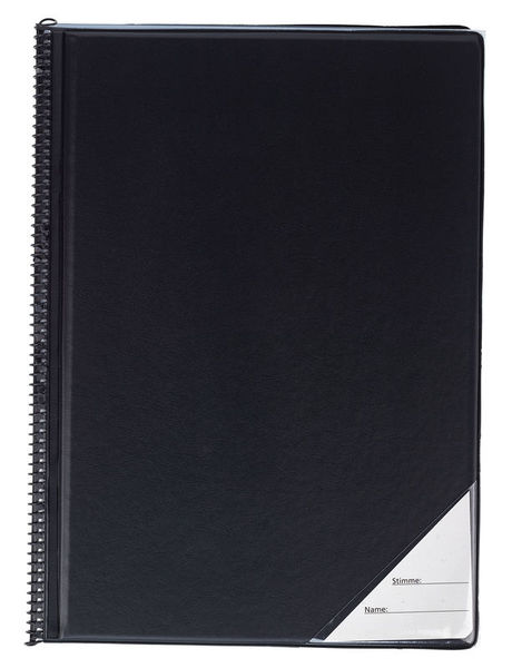 Star Music Folder 662a/25 Black