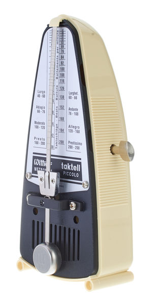 Wittner Metronome Piccolo 832 Ivory