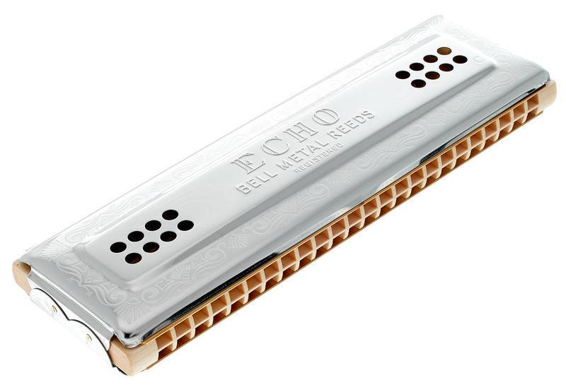 Hohner Echo Harp 96 C-G