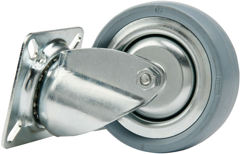 Adam Hall 3701 Swivel Castor 50mm