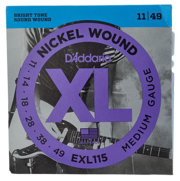 Daddario EXL115