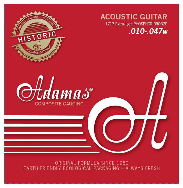 Adamas 1717 Historic Reissue
