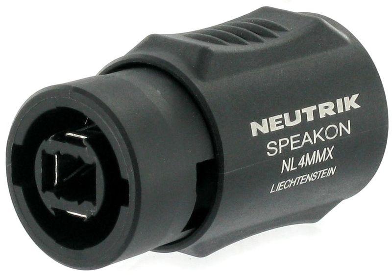Neutrik NL4 MMX