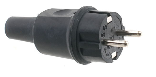Stairville Rubber Safety Plug