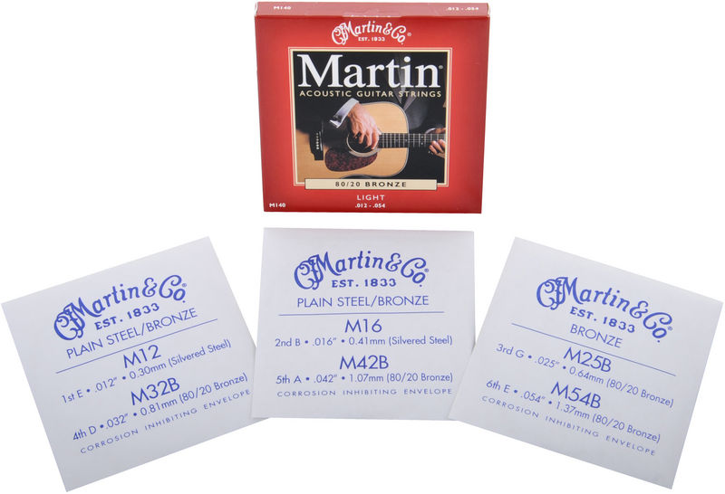 Martin Guitars M140