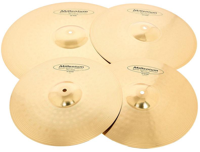 Millenium HL3 Cymbal Set Standard