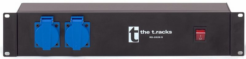 the t.racks Rack Power Supply 19""