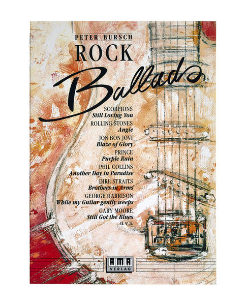 AMA Verlag Rock Ballads 1