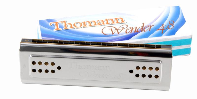 Thomann Wender 48 Harp