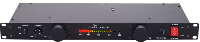 the t.racks VM-100 Voltage Meter