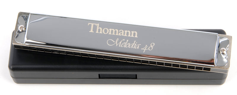 Thomann Melodia 48C Harmonica